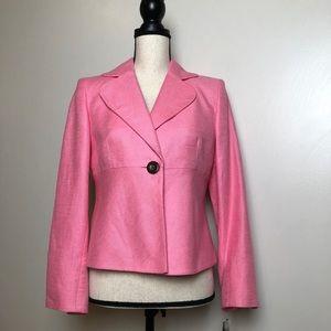 Pink Blazer in 8P - NWT